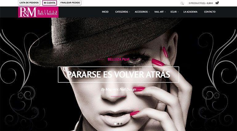 Tienda Online BPyM Páginas Web Profesionales