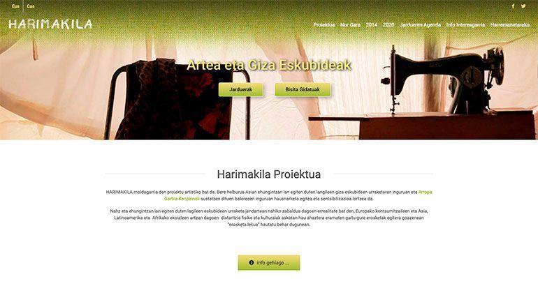 Desarrollo Web Harimakila Shamiwebs Páginas Web Profesionales