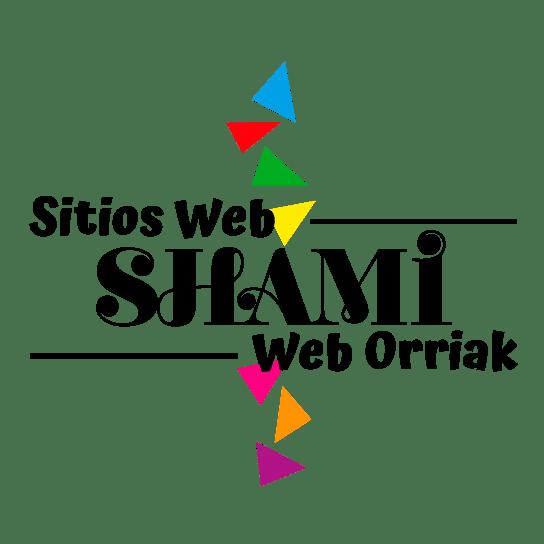 Diseño y Desarrollo web logo Shamiwebs