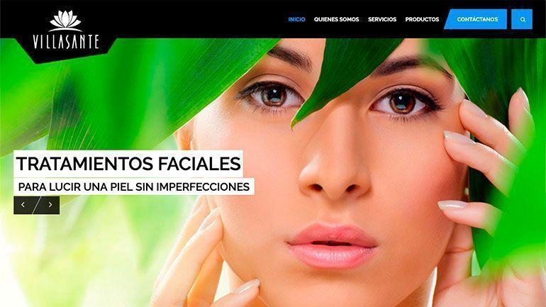 Página Web Villasante Páginas Web Profesionales